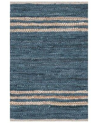 New Deal For Gracie Oaks Rider Hand Braided Blue Beige Area Rug Jute Sisal In Blue Ivory Cream Size Square 7 Wayfair 67b9159f9b1744ee913ea17c26f22bf7