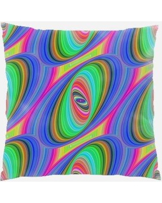 Ebern Designs Doby Throw Pillow W000576230 Location: Indoor