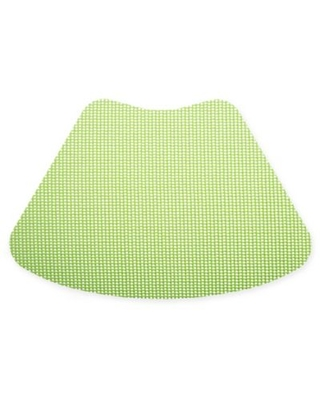 Kraftware™ Fishnet Wedge Placemats in Lime Green (Set of 12)