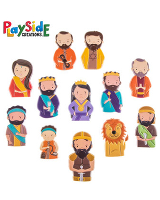 Bible Stories Finger Puppets