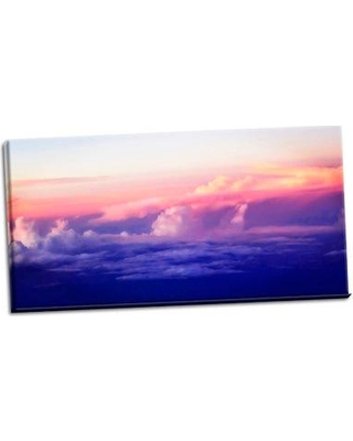 Highland Dunes 'Above the Clouds IV' Photographic Print on Wrapped Canvas BF056161