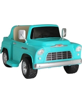 1956 Chevy Pickup Truck 12V Battery-Powered Ride-On