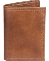 Men's Solid Wallet - Goodfellow & Co Brown One Size