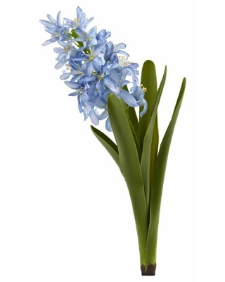 Artificial Hyacinth Floral Arrangements and Centerpieces Charlton Home®