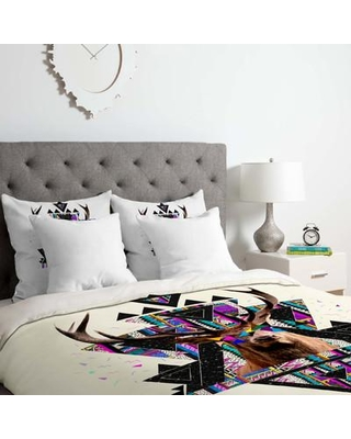 East Urban Home Duvet Cover Set EUNH5548 Size: Queen