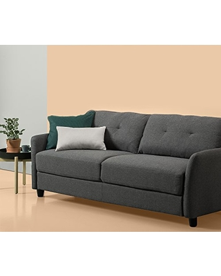 Spectacular Sales For Zinus Contemporary Upholstered 78 4in Sofa