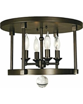 "Compass Collection 15"" Wide Ceiling Light"