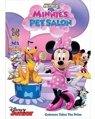 Mickey Mouse Clubhouse: Minnie's Pet Salon Official shopDisney