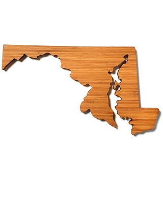Maryland - State Cheese Boards