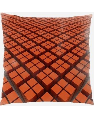 Rug Tycoon Grid Throw Pillow PW-grid-971684