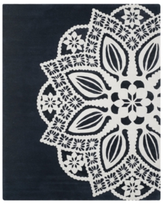 Safavieh Allure Delilah Gray and Ivory 8' x 10' Area Rug