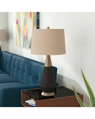 "Carnahan 28"" Table Lamp Ivy Bronx"