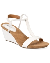 Style & Co Mulan Wedge Sandals, Created for Macy's Women's Shoes