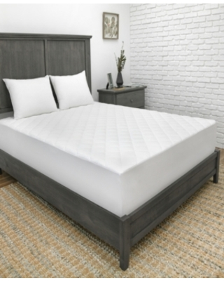 SensorPEDIC CoolMAX Queen 300 Thread Count Mattress Pad