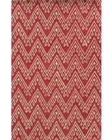Meridian Rugmakers Navodari Hand-Tufted Wool Hot Pink Area Rug NSEO3215 Rug Size: Rectangle 9' x 12'