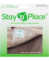 Stay n Place Indoor Rug Tabs