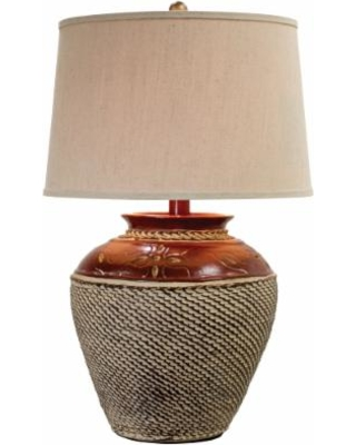 Amazing deal on jarosa red western table lamp jarosa red western table lamp aloadofball Images