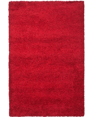 "Quincy Rug - Red (6'7""X9'6"") - Safavieh"