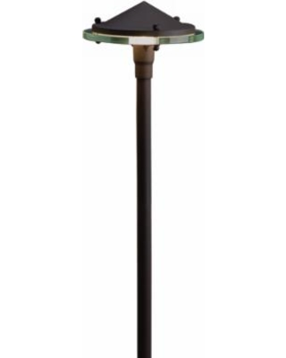 "Kichler 22"" High Glass and Metal Pathway Landscape Light"