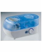 Spt Portable Humidifier with Ionizer - Baby Blue