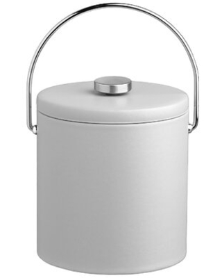 Schuykill 3 Qt. Ice Bucket with Thick Vinyl Lid