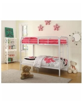 Thomas Twin Over Twin Bunk Bed - White