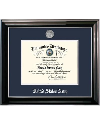 PATF Navy Discharge Classic Picture Frame NADCL002