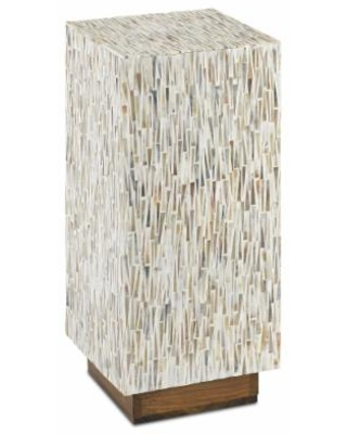 Currey and Company Aquila Accent Table - 3000-0168