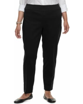 088855cb0af Don t Miss This Deal  Plus Size Croft   Barrow® Effortless Stretch ...