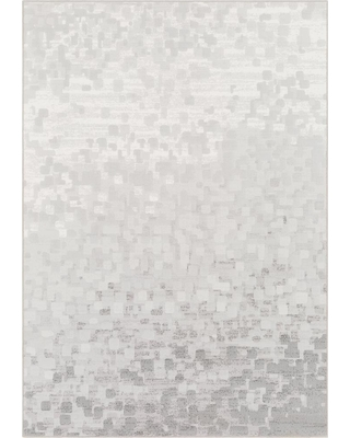 Artistic Weavers Cyra Light Grey 2 ft. x 3 ft. Abstract Area Rug