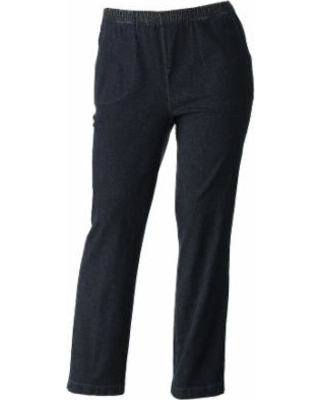 a3b432a095bfa Snag These Sales! 25% Off Plus Size Croft   Barrow® Pull-On Tapered ...