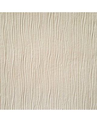 """Maupin Abstract 33' L x 21"""" W Wallpaper Roll Bloomsbury Market Color: Cream"""