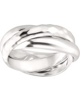 Silpada 'Showtime' Sterling Silver Ring, Size 5