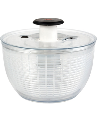 OXO Salad Spinner, Clear, salad spinners