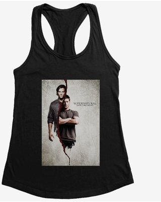 Supernatural Join The Winchester Brothers Girls Tank