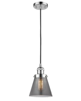 Check Out Deals On Whitman 1 Light Single Cone Pendant Highland Dunes Shade Color Plated Smoke Bulb Type Incandescent