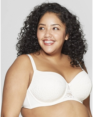 3b7d67acca Don t Miss This Deal  Women s Plus Size Lightly Lined Balconette Bra ...