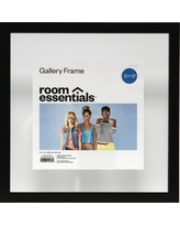 Float Frame - Black - 12x12 Glass for 8x8 Photo - Room Essentials