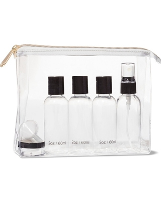 Here S A Great Price On Sonia Kashuk Tsa Travel Makeup Bag Kit Clear