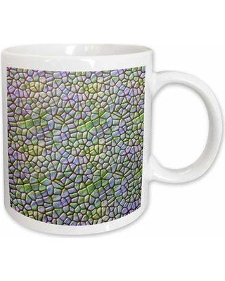 East Urban Home and Mosaic Tile Coffee Mug W000779113