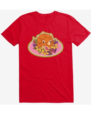 The Land Before Time Cera Oval T-Shirt