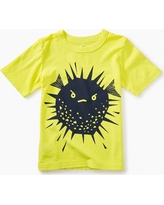 Tea Collection Puffer Fish Graphic Tee
