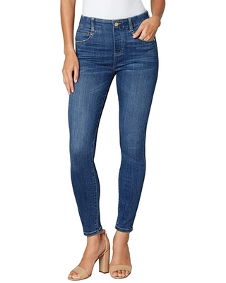 Liverpool Gia Glider Ankle Jeans in Charleston