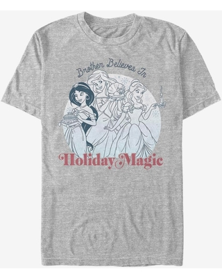 Disney Princesses Brother Believes In Holiday Magic T-Shirt