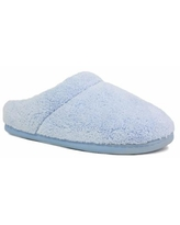 TempurPedic Windsock - Womens 8 Blue Slipper Medium