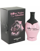 Rose Noire Absolue For Women By Giorgio Valenti Eau De Parfum Spray 3.4 Oz