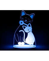 CompassCo Cat LED Night Light TD-6829