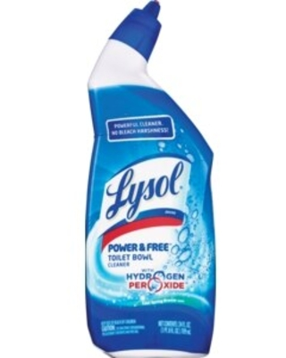 Lysol Complete Clean Toilet Bowl Cleaner with Bleach Free Value Pack, 24 oz | CVS