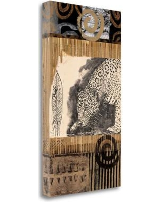 Tangletown Fine Art 'Safari II' Graphic Art Print on Wrapped Canvas CABTP361-1628c