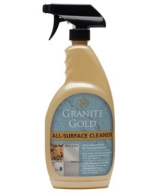 Granite Gold All-Surface Cleaner, 24 fl oz, Streak-Free Glass and Stainless